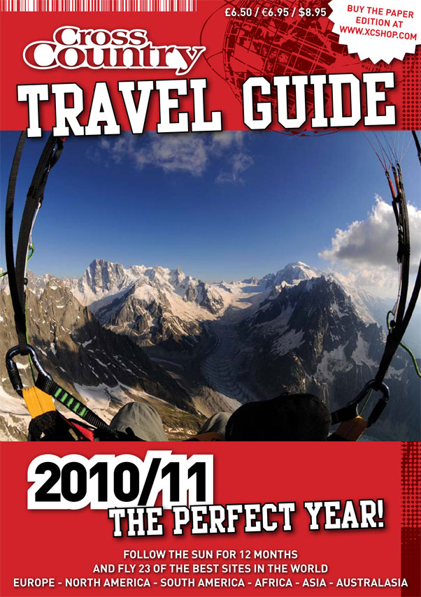 Cross Country Travel Guide 2010-11