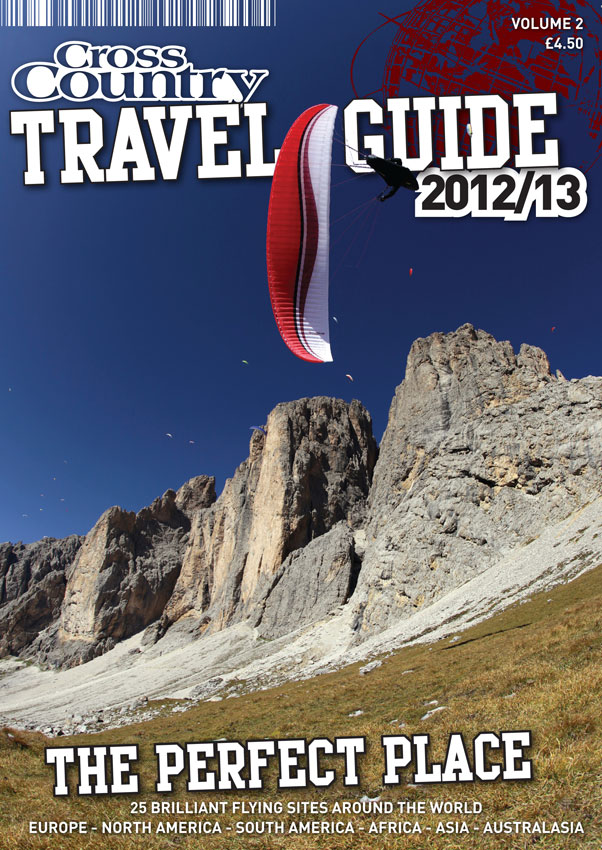 Cross Country Travel Guide 2012-13