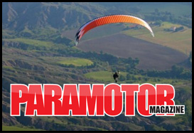 Paramotor Magazine is the only international magazine dedicated to paramotoring, powered hang gliding and paratrikes.