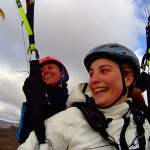 Video: Paragliding in Iceland
