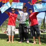 Raphael Goberna, 18, wins Acrojam 2012
