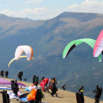 European Paragliding Championships 2012: Competition starts