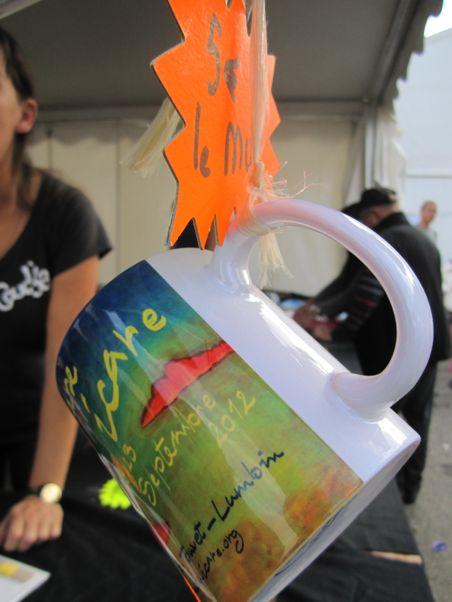 €5 for a St Hilaire mug