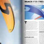 In issue 143: Skywalk's Cayenne 4 and Sky's Antea 2, both EN C
