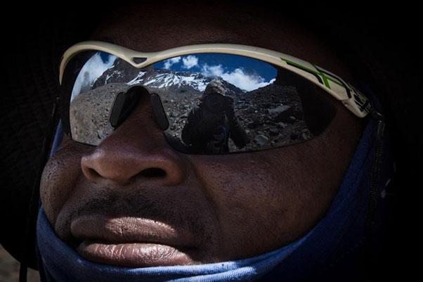Vision ... Kilimanjaro ahead. Photo: Wings of Kilimanjaro