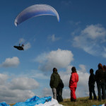 In issue 144: Paraglider review: Air Design Volt, EN C
