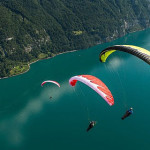 In issue 144: Paraglider review: Blacklight, EN B