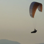 In issue 144: Paraglider review: UP Trango XC2, EN C