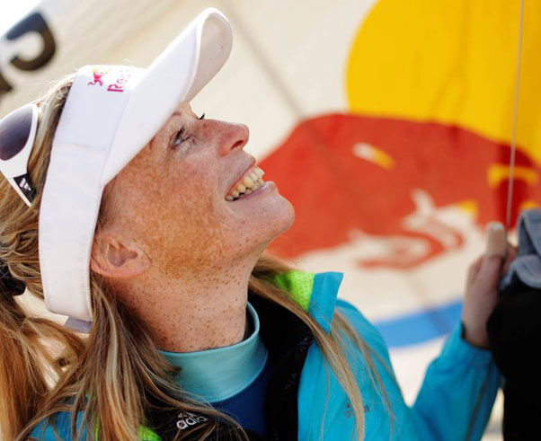 Multiple women's world champion Corinna Schwiegershausen
