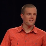 Chrigel Maurer and Thomas Theurillat in TEDx Zurich Talk