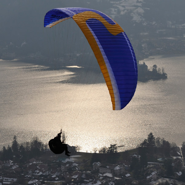 The Atis 4, EN B paraglider