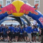Red Bull X-Alps 2013: Race start + Chrigel Maurer video interview