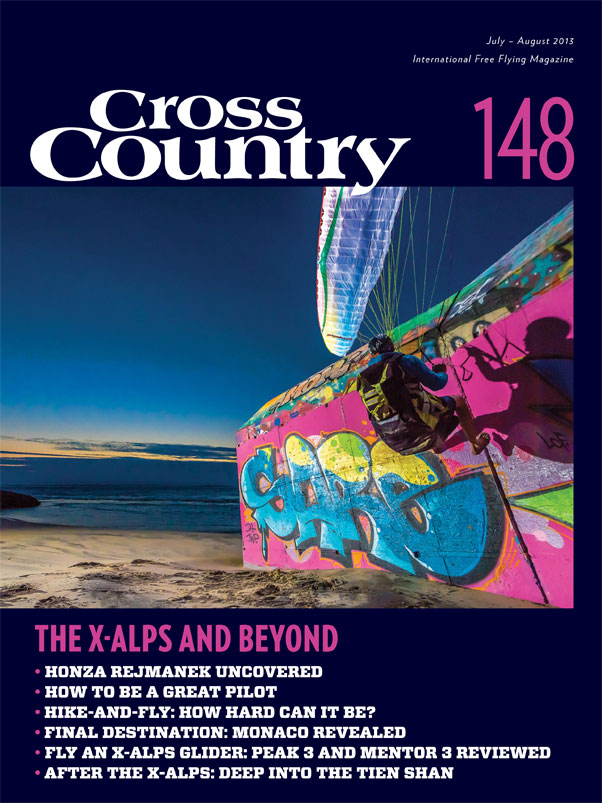 Cross Country magazine issue 148