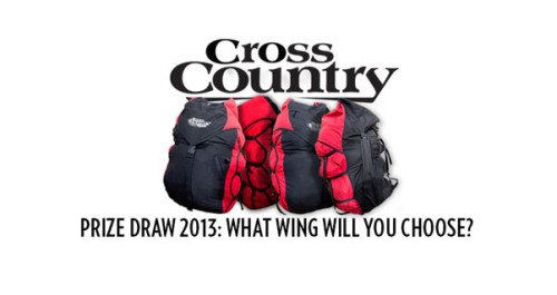 Cross Country Prize Draw: Who won the wing?