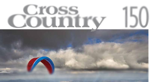 Cross Country celebrates 25 years of free flying in issue 150