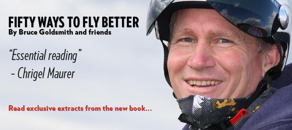 Fifty Ways to Fly Better by Bruce Goldsmith