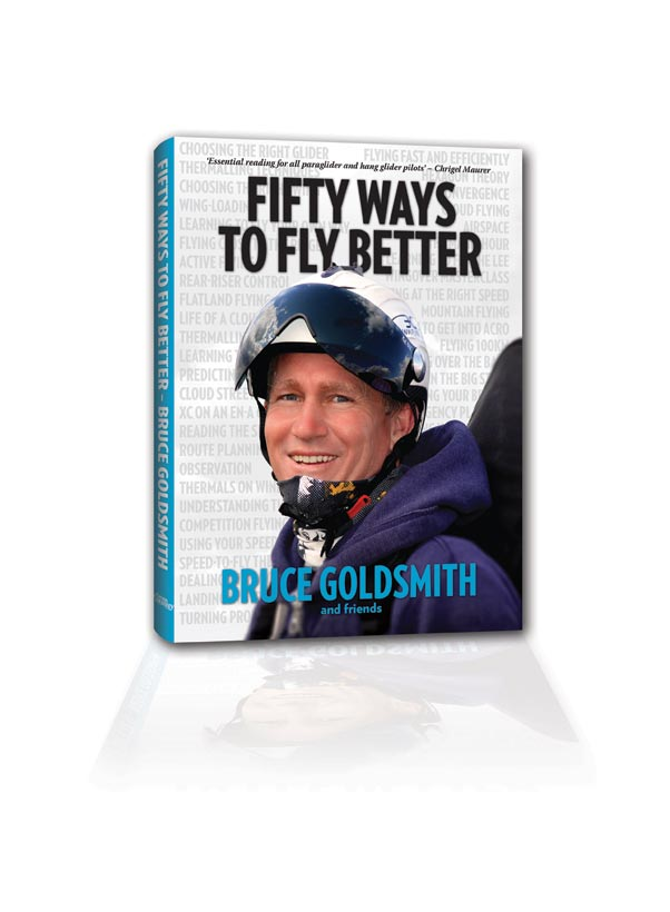 Fifty Ways to Fly Better, by Bruce Goldsmith and friends