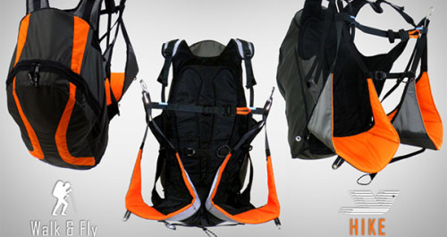 Apco's new Hike harness