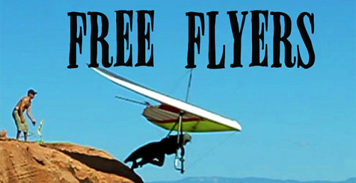 Free Flyers: A hang gliding movie by Tony Ritter