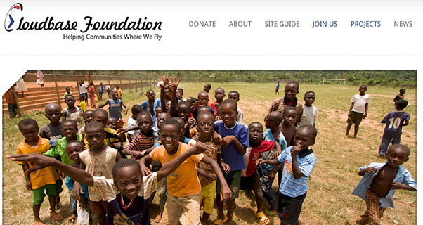 Cloudbase Foundation: Old gliders for good causes