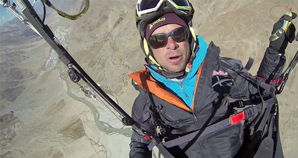 Video: Olivier Laugero flies Zanskar