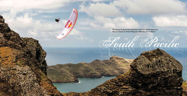 South Pacific: Search Project in French Polynesia