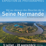 Photo Exhibition: Above the river Seine