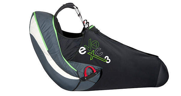 The Evo XC3 from Sup'Air
