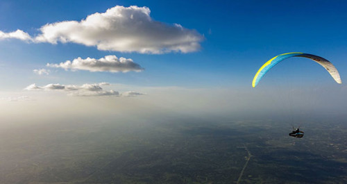 Luc Armant flies 463km in Texas