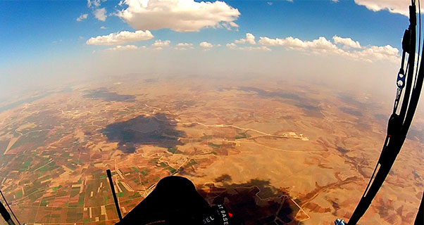 Turkey's new frontier: Nine pilots smash the 300km mark