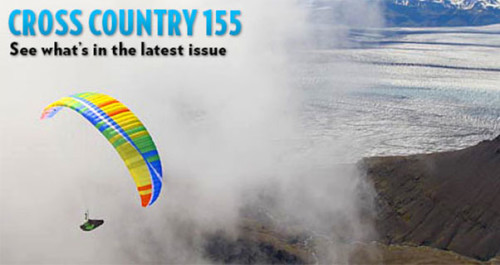 Cross Country 155: New issue, Sept/October 2014