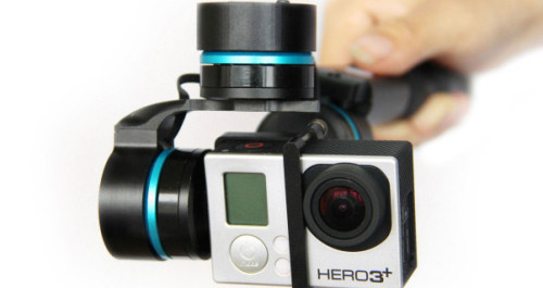 3-Axis Gimbal for GoPro