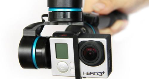 3-Axis Gimbal for GoPro Hero3