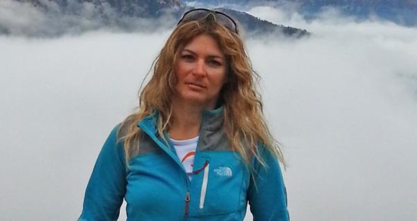 Brigitte Kurbel wins UP Streckenfieber 2014