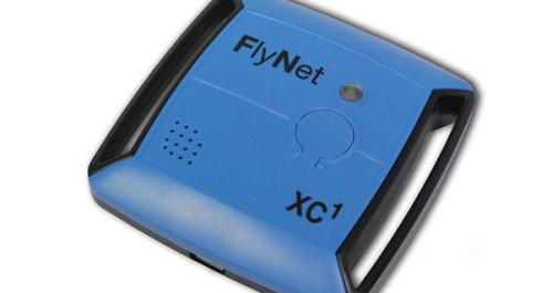ASI FlynetXC: GPS vario weighing just 50g