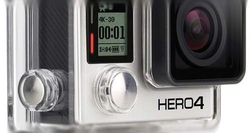 GoPro Launch Hero4 Action Camera
