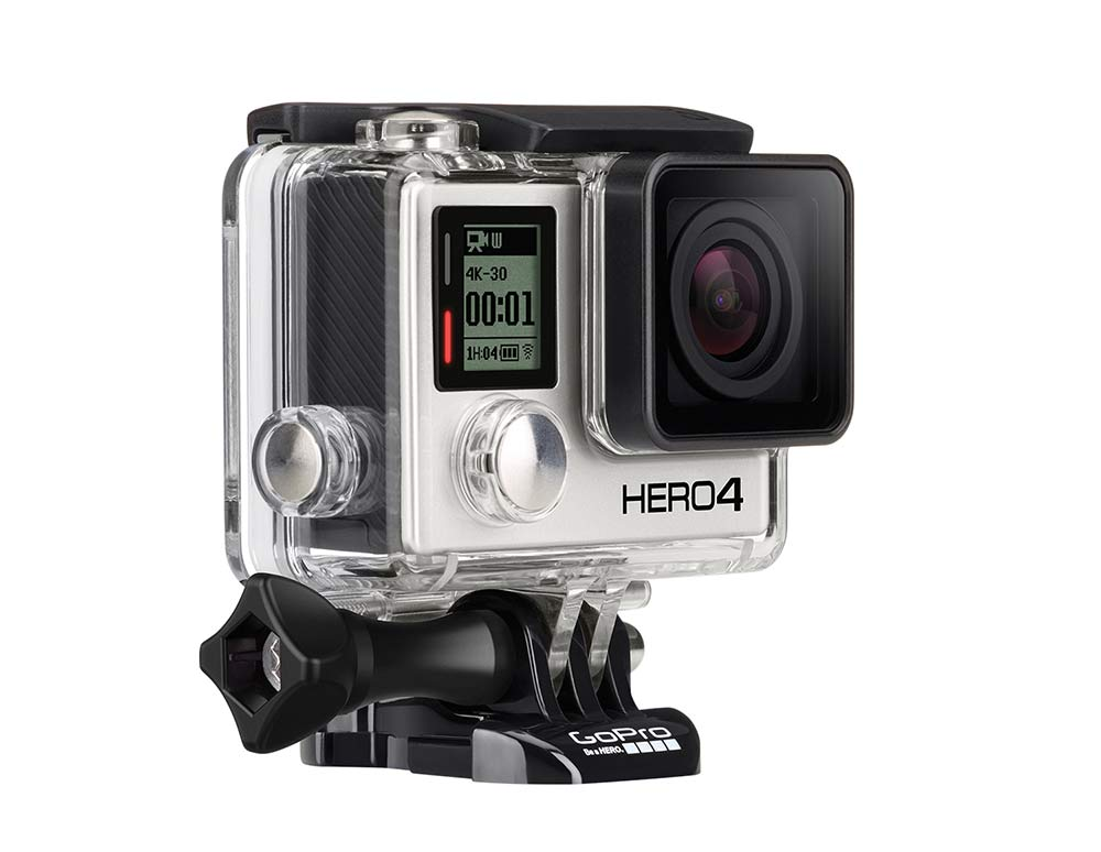 GoPro Launch Hero4 Action Camera | Cross Country Magazine