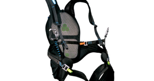 The Body: speedriding harness from Neo