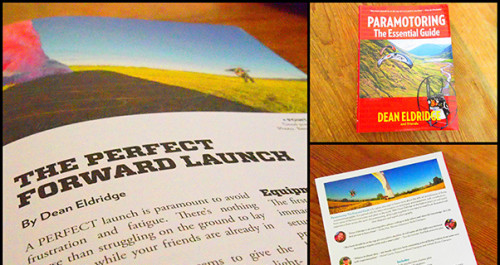 Paramotoring – The Essential Guide: new book