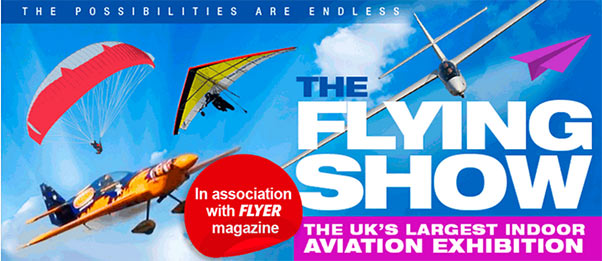 The Flying Show, Telford (UK) @ International Centre | Telford | England | United Kingdom