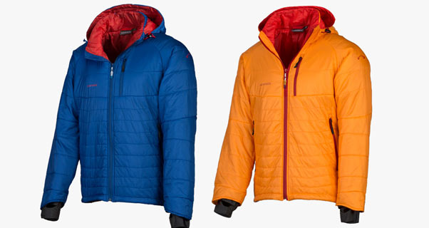 Advance loft jacket