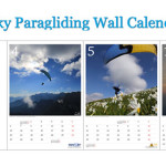 BigOpenSky 2015 paragliding calendar – available now
