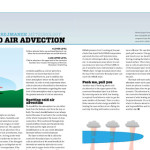 Meteorology: What is cold air advection?