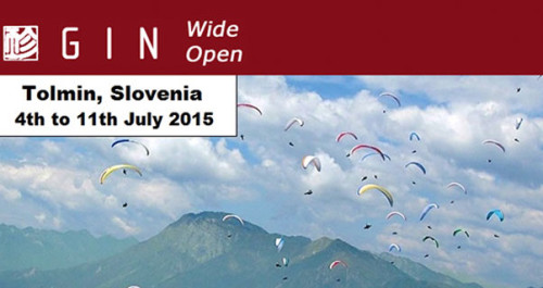 GIN Wide Open 2015: Dates announced