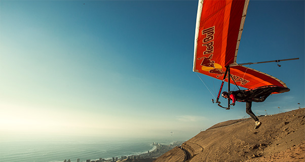 Destination: Paragliding and hang gliding in Chile