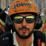 Paco Guerra joins Kangook's paramotor team
