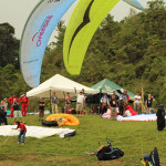 Launch frenzy! On launch at Roldanillo 2015