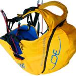 BGD Snug recreational paragliding harness