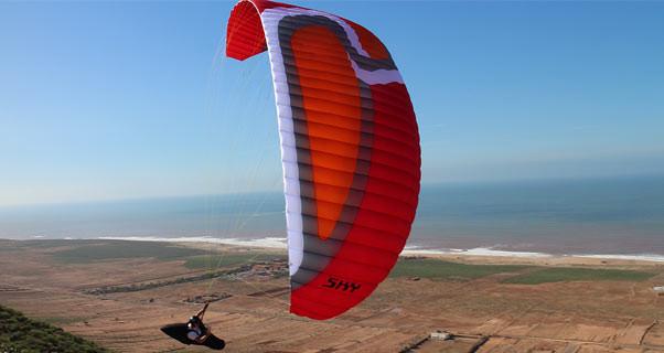 Sky Anakis 3: EN A paraglider