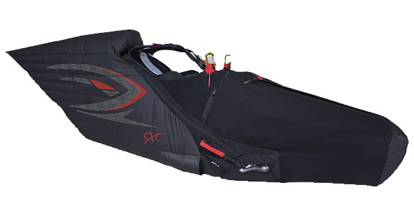 Sol CXC Pro competition paragliding harness